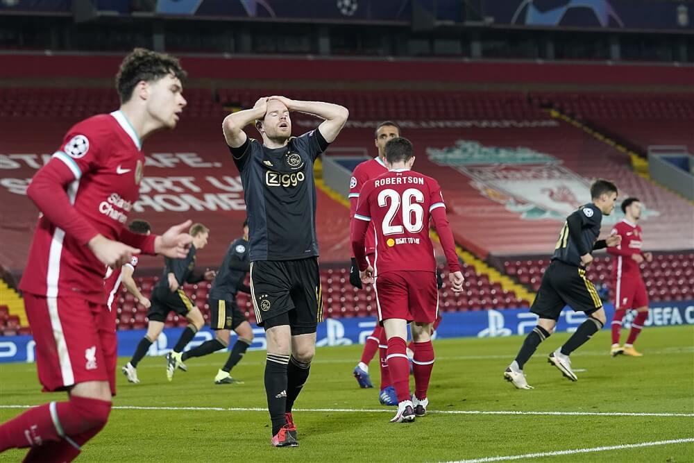 Zeldzame fout André Onana doet Ajax de das om in Liverpool: 1-0; image source: Pro Shots