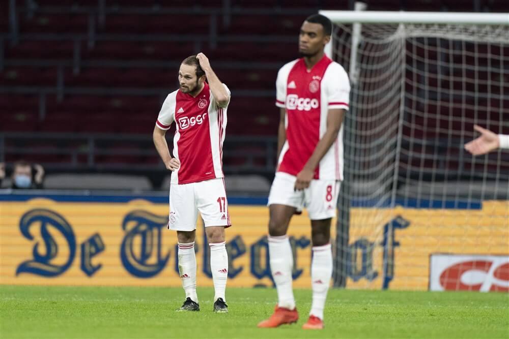 Ajax zakt door ondergrens en verliest van FC Twente; image source: Pro Shots