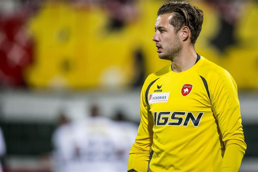 Doelman Nick Hengelman tekent contract bij Ajax; image source: Pro Shots