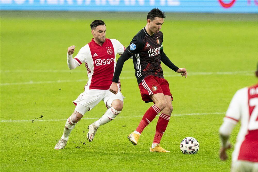 """""""Ajax meldt zich officieel voor Steven Berghuis""""; image source: Pro Shots"""