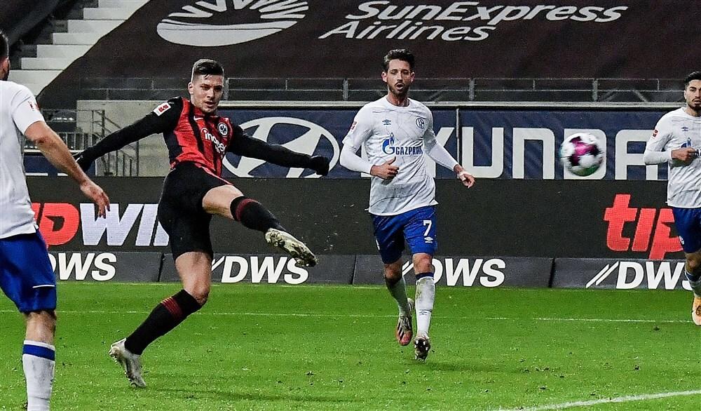 """""""Luka Jovic was deze winter in beeld bij Ajax""""; image source: Pro Shots"""
