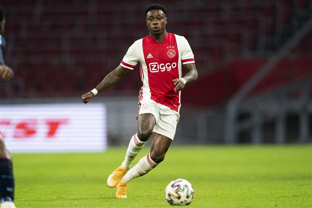 """Quincy Promes: """"Het eerste jaar bij Ajax was geweldig""""; image source: Pro Shots"""