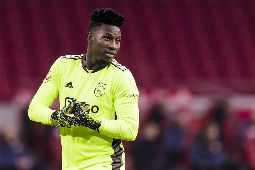 """André Onana in beeld bij Borussia Dortmund""; image source: Pro Shots"
