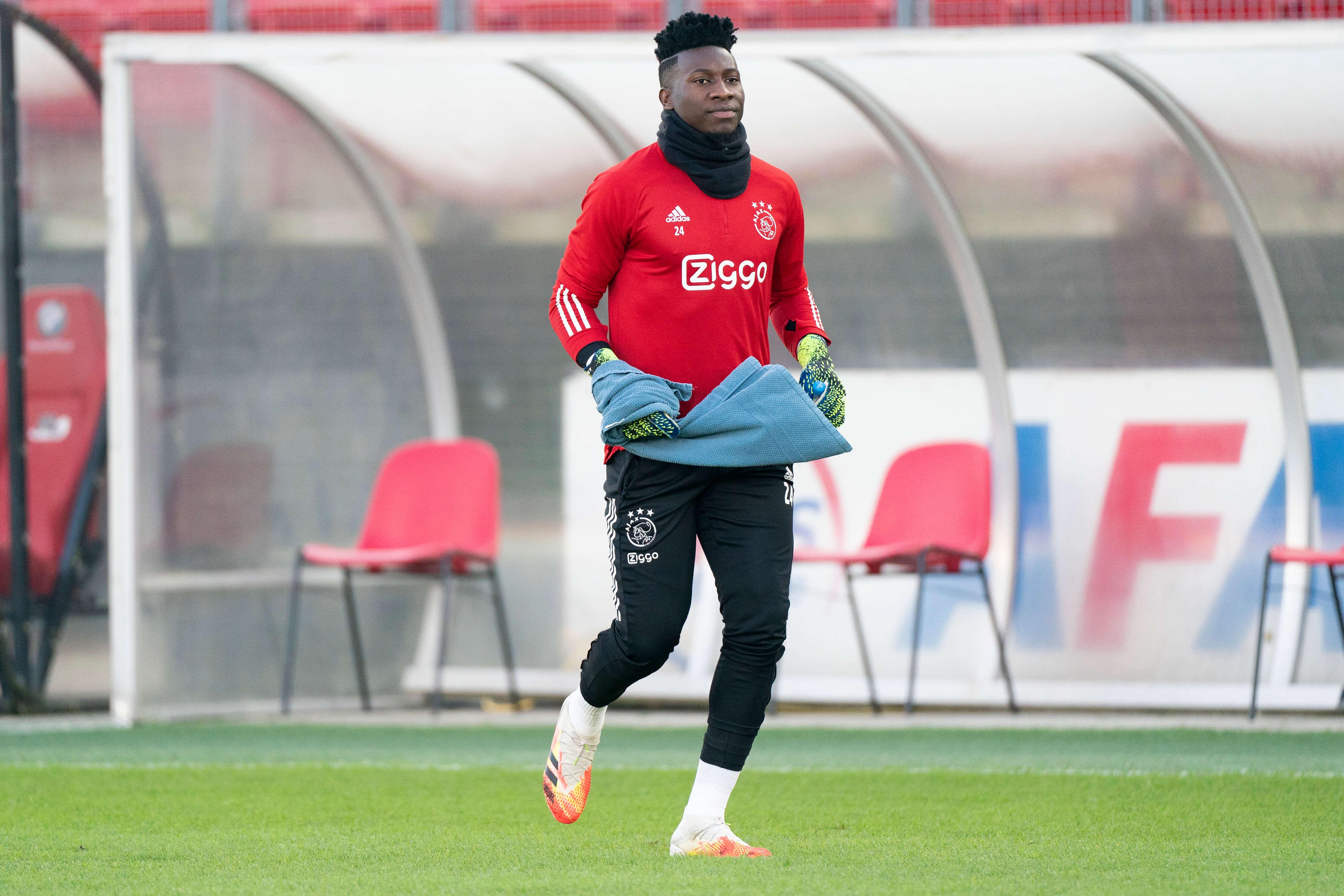 """Marc Overmars: """"Ik zie het niet snel gebeuren dat André Onana zijn contract nog verlengt""""; image source: Pro Shots"""