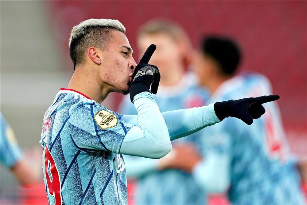 Eclatante zege bij AZ maakt glansmaand voor Ajax compleet: 0-3; image source: Pro Shots