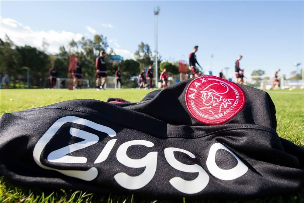 """""""Twee Zuid-Afrikaanse jeugdinternationals in januari op proef bij Ajax""""; image source: Pro Shots"""