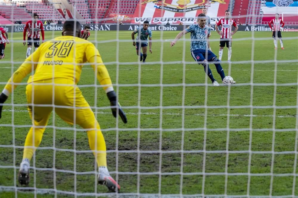 Excuses van PSV voor onveilige situatie; image source: Pro Shots