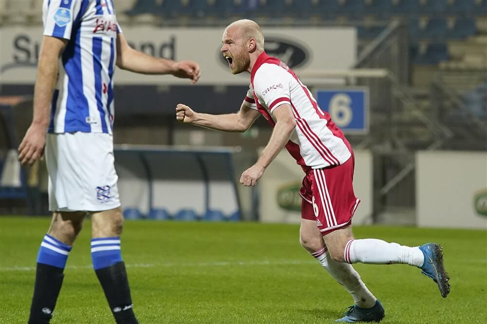 Ajax heeft geen kind aan kansloos Heerenveen en plaatst zich voor finale KNVB Beker; image source: Pro Shots