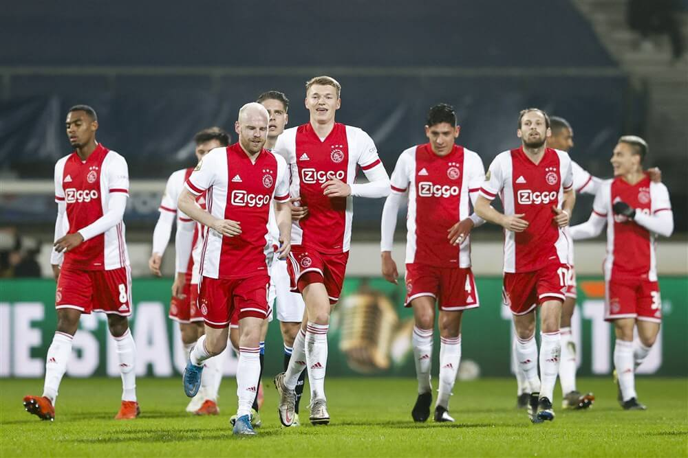 KNVB acht kans op publiek bij bekerfinale op nihil; image source: Pro Shots