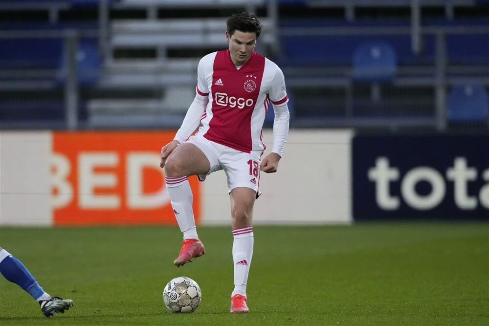 """""""Ajax wil contract Jurgen Ekkelenkamp verlengen""""; image source: Pro Shots"""