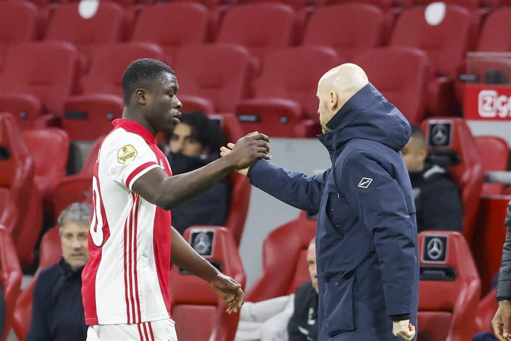 """""""Ajax onderzoekt mogelijkheden om Brian Brobbey weer terug te kopen""""; image source: Pro Shots"""