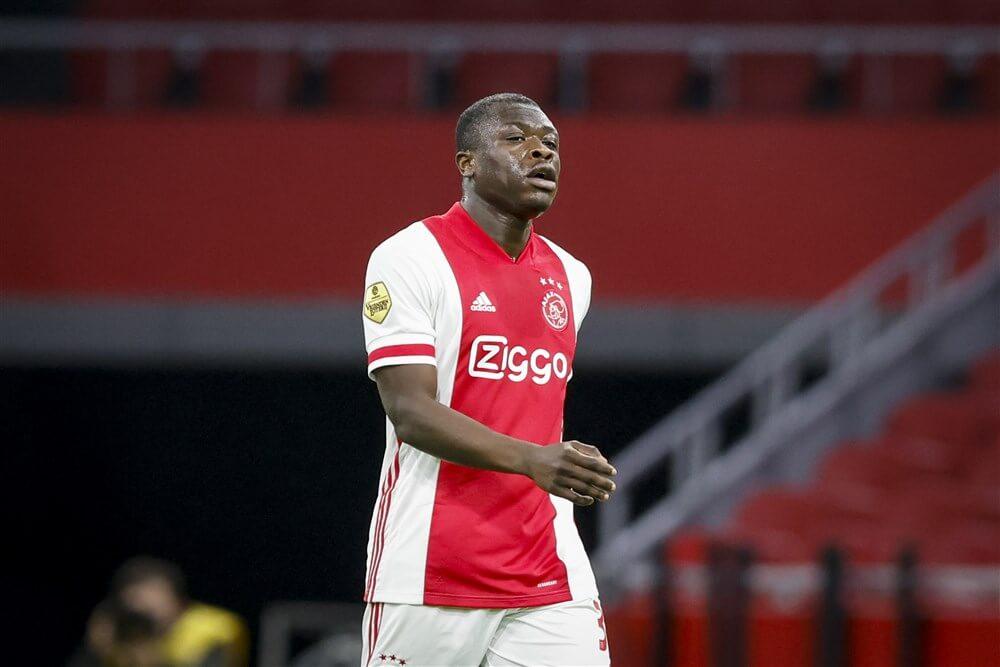 """Mike Verweij: """"Binnen Ajax wordt nagedacht over terugkopen van Brian Brobbey""""; image source: Pro Shots"""