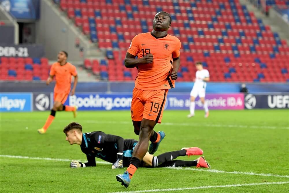 Ajax ook wederom hofleverancier in voorselectie Jong Oranje; image source: Pro Shots