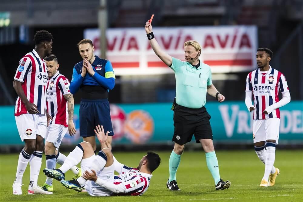 Teun Koopmeiners gewoon inzetbaar tegen Ajax ondanks rode kaart; image source: Pro Shots