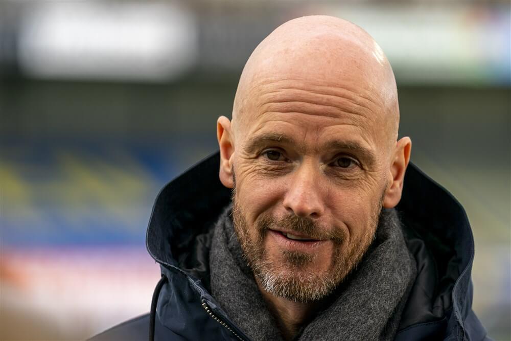<b>Officieel: Erik ten Hag verlengt contract tot 2023</b>; image source: Pro Shots