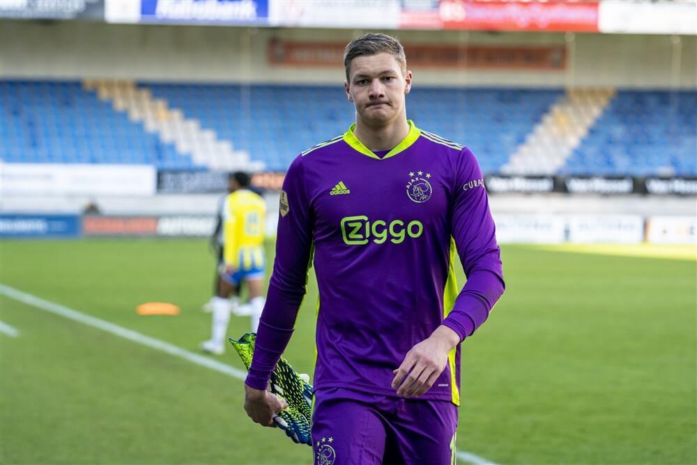 <b>Officieel: Ajax en Brighton akkoord over transfer Kjell Scherpen</b>; image source: Pro Shots