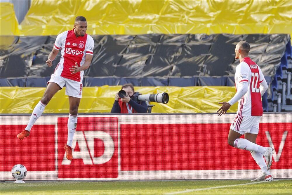 Ajax pakt in slotfase alsnog de KNVB Beker; image source: Pro Shots