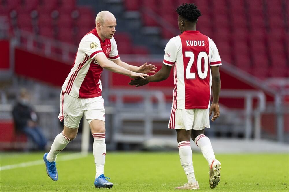 Averij tegen FC Utrecht (1-1) zet snel kampioensfeest Ajax op de tocht; image source: Pro Shots