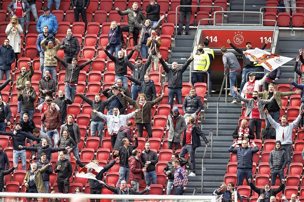 """""""Begin nieuwe seizoen nog negatieve test nodig bij stadionbezoek""""; image source: Pro Shots"""