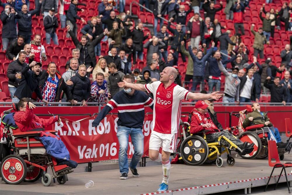 Davy Klaassen brengt uitzinnige Arena in extase; image source: Pro Shots