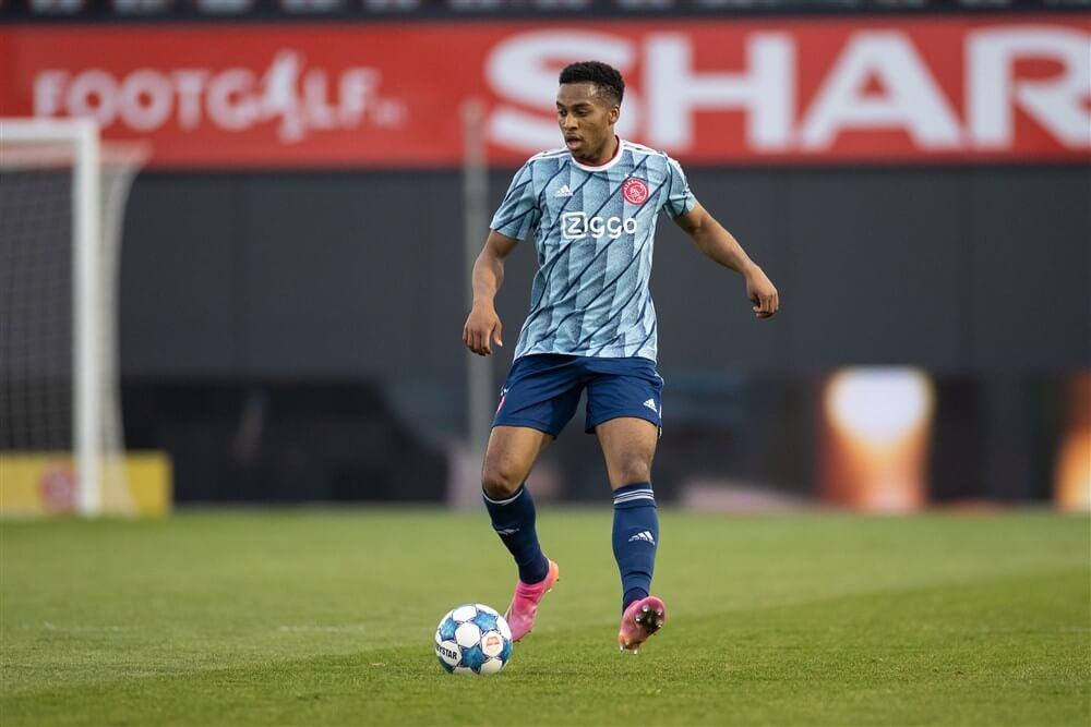Quinten Timber vertrekt na dit seizoen naar FC Utrecht; image source: Pro Shots