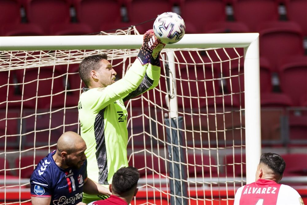 <b>Officieel: Maarten Stekelenburg verlengt contract</b>; image source: Pro Shots
