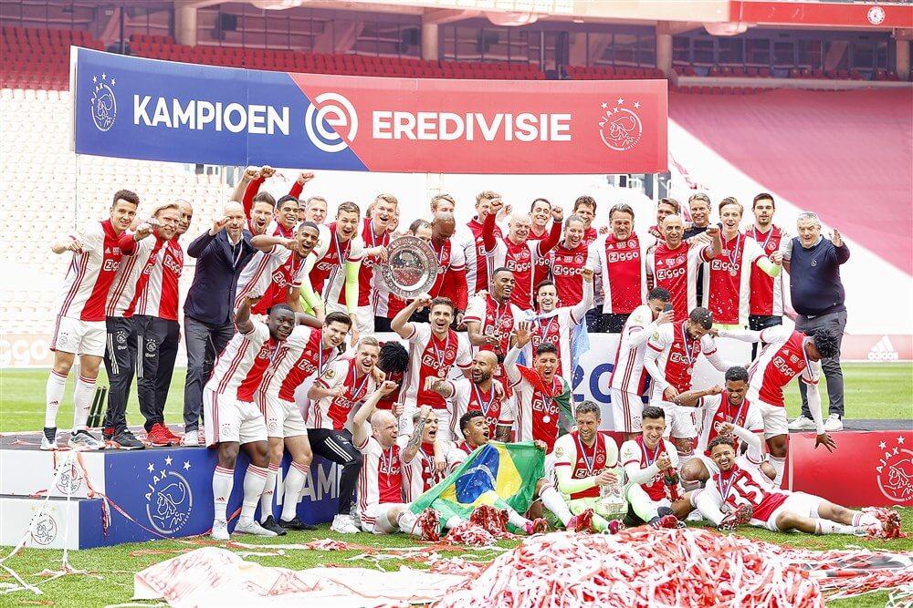 Definitief speelschema Eredivisie bekend: geen wijzigingen voor Ajax; image source: Pro Shots