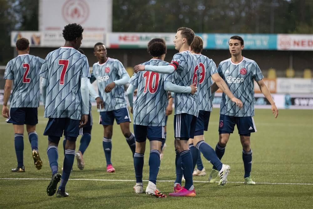 Jong Ajax eindigt seizoen met zege tegen Telstar; image source: Pro Shots