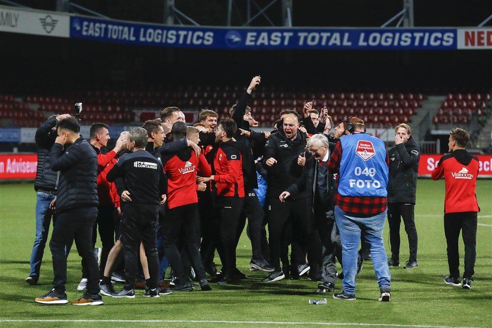 Go Ahead Eagles promoveert naar Eredivisie; image source: Pro Shots