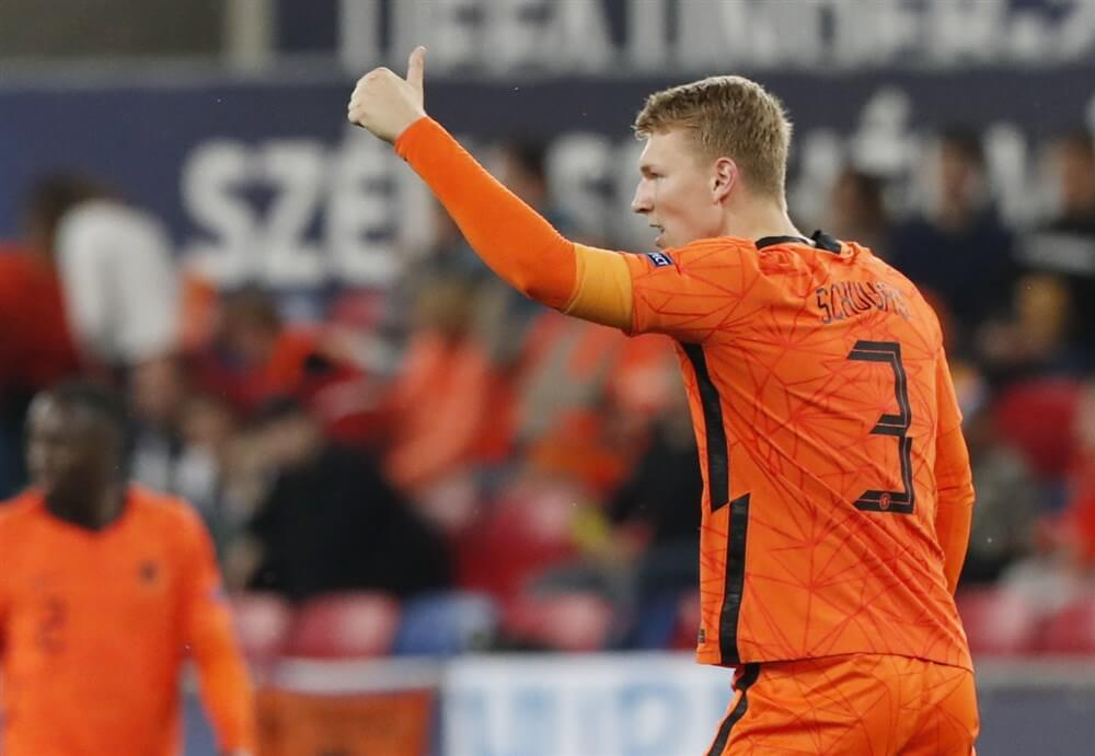 Jong Oranje ondanks treffer Perr Schuurs uitgeschakeld, Devyne Rensch debuteert; image source: Pro Shots