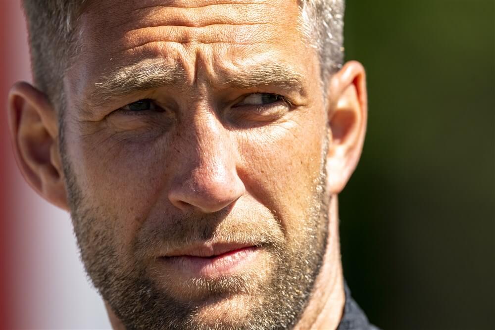 Maarten Stekelenburg eerste doelman van Oranje; image source: Pro Shots