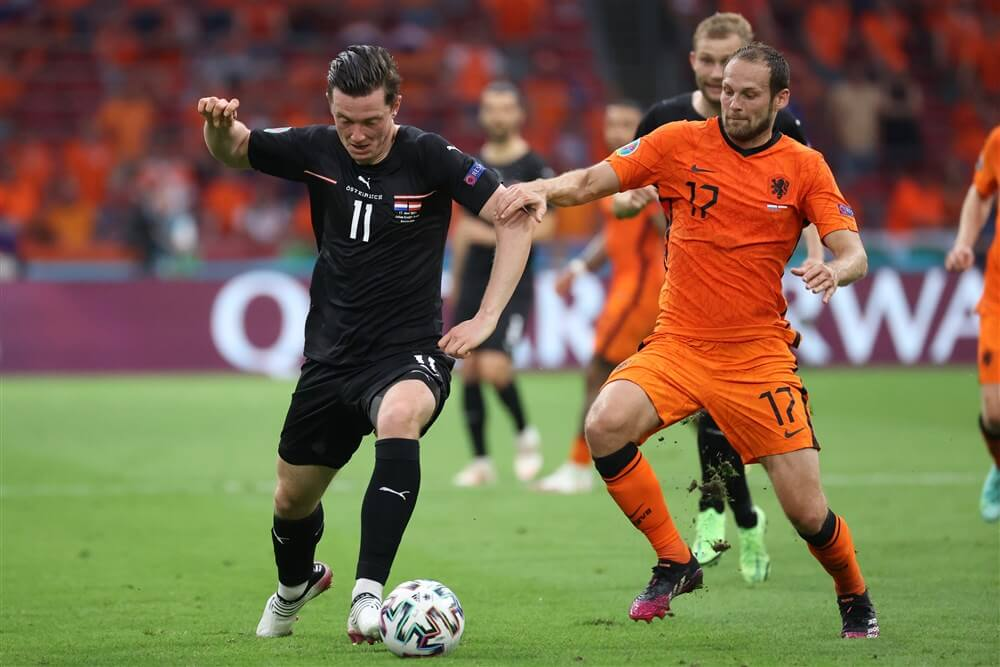 Nederland na twee duels al zeker van groepswinst op EK; image source: Pro Shots