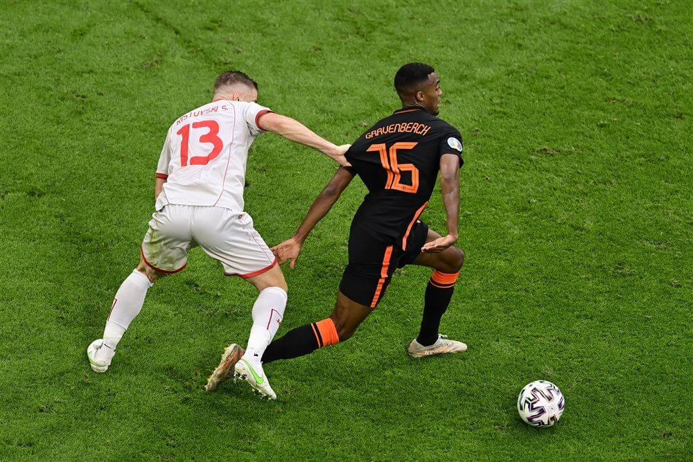 Nederland eindigt groepsfase met ruime zege tegen Noord-Macedonië; image source: Pro Shots