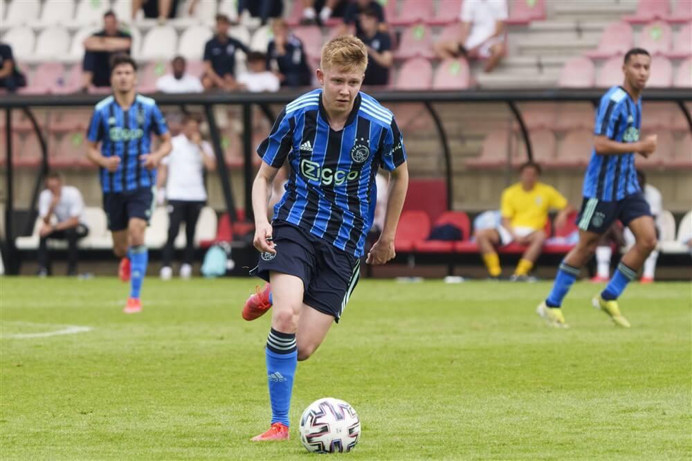 Piepjong Ajax in Youth League gelijk tegen Sporting; image source: Pro Shots