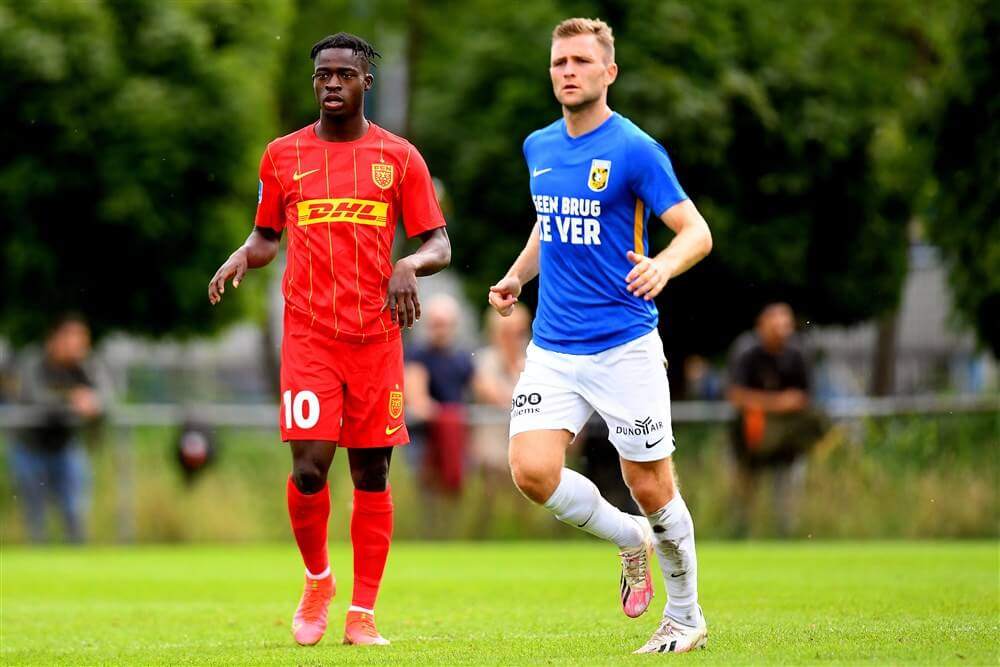 """""""Kamaldeen Sulemana ondergaat komende dagen alsnog medische keuring bij Ajax""""; image source: Pro Shots"""