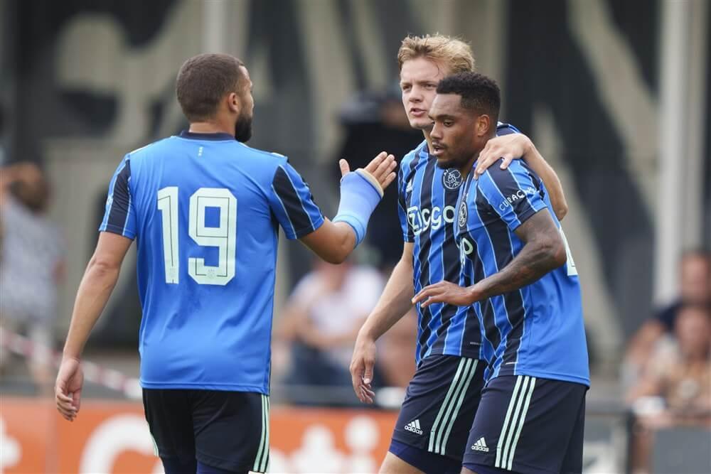 Ajax overtuigt in oefenduel tegen SC Paderborn; image source: Pro Shots