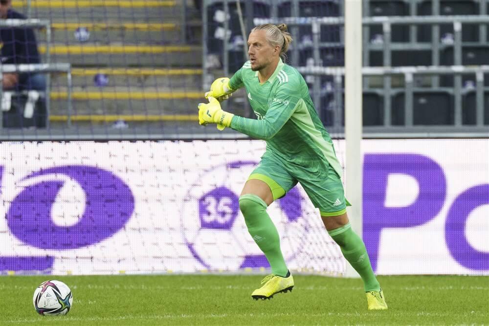 """Frans Hoek: """"Remko Pasveer heeft de potentie om eerste keeper te worden bij Ajax""""; image source: Pro Shots"""