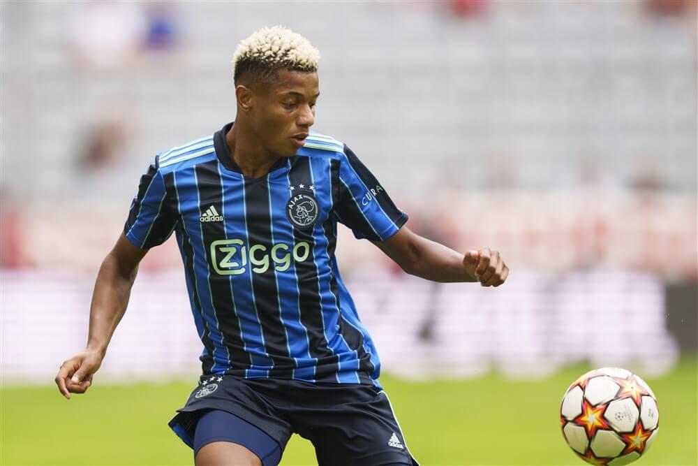 """""""Ajax rekent op transfer van David Neres""""; image source: Pro Shots"""