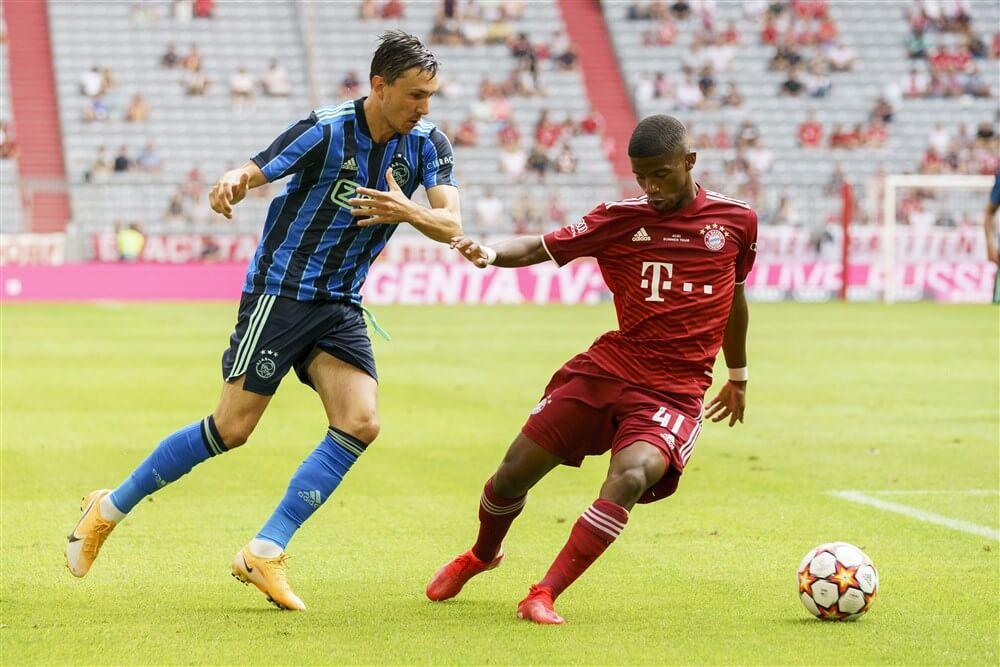 Gelijkspel voor Ajax op bezoek bij Bayern München; image source: Pro Shots
