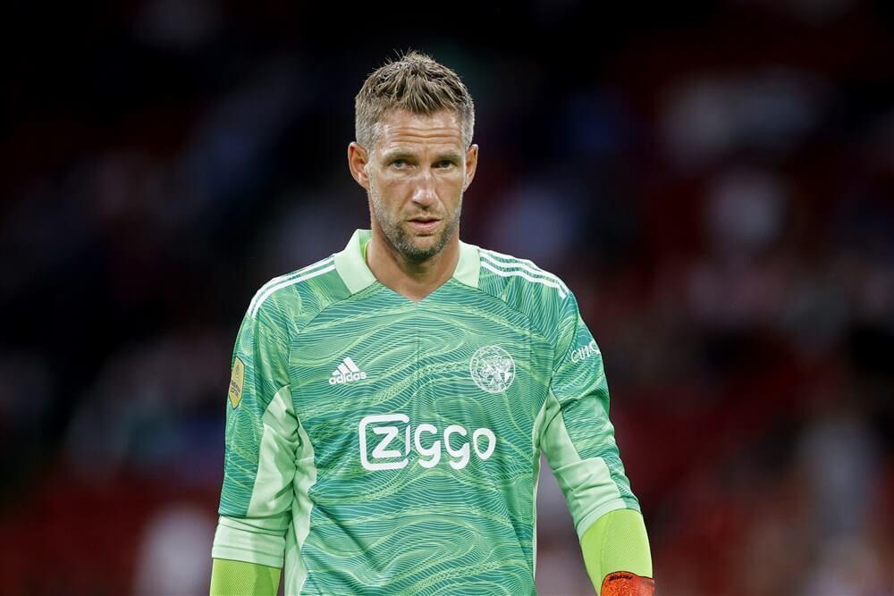 Seizoen Maarten Stekelenburg al voorbij vanwege blessure; image source: Pro Shots