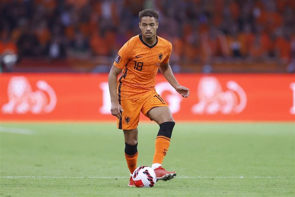 Jong Oranje wint met grote cijfers, Devyne Rensch valt geblesseerd uit; image source: Pro Shots