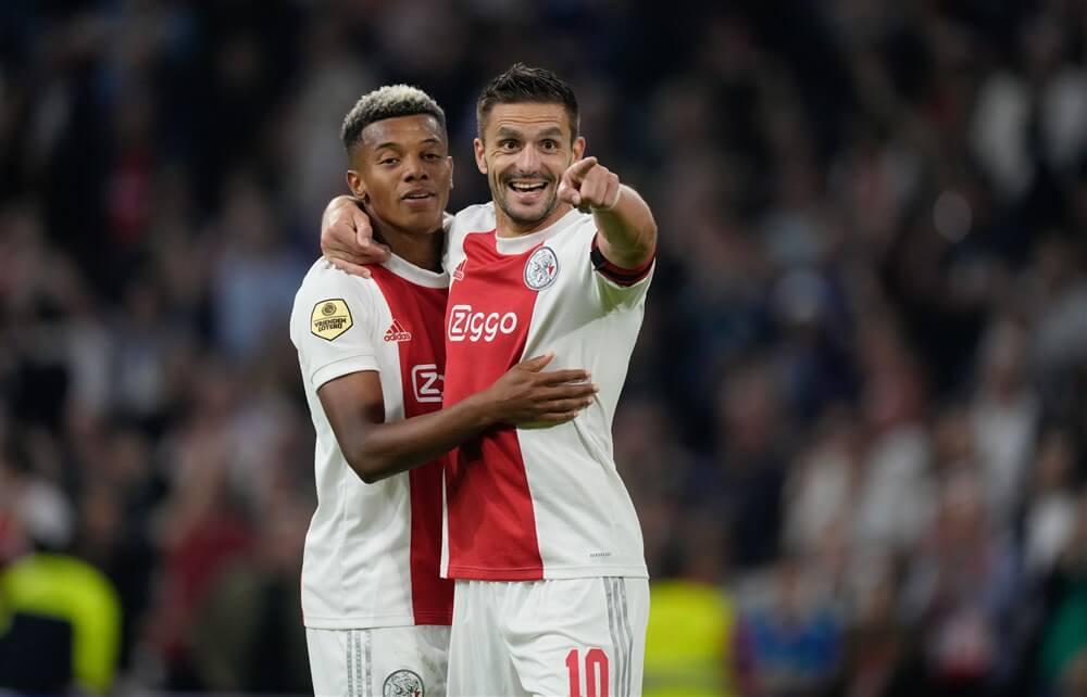 Ajax zorgt na voetbalshow voor monsterscore tegen Cambuur; image source: Pro Shots