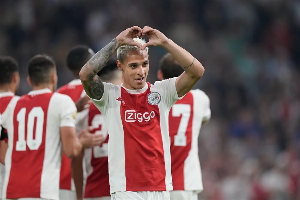 Ajax met speels gemak te sterk voor FC Groningen; image source: Pro Shots