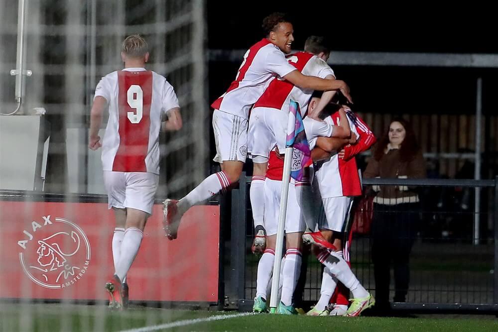 Jong Ajax overtuigt tegen Jong FC Utrecht; image source: Pro Shots