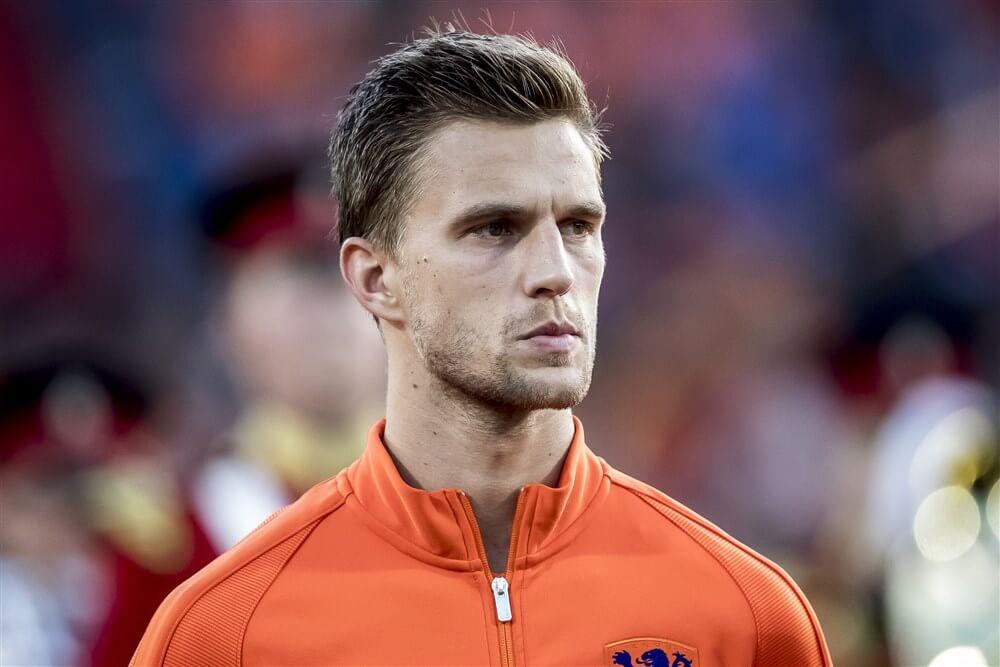 Joël Veltman keert terug in selectie Oranje, ook Blind en Promes opgeroepen; image source: Pro Shots