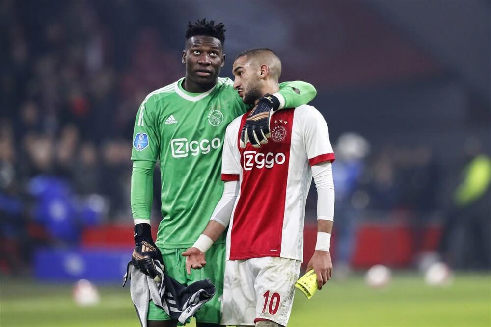 André Onana en Hakim Ziyech nog altijd kanshebber voor Afrikaans voetballer van het jaar; image source: Pro Shots