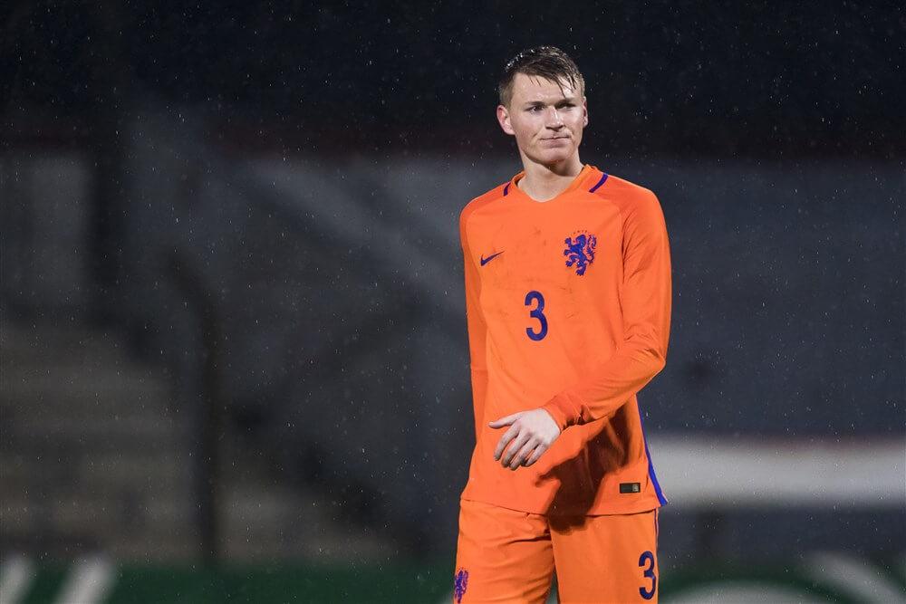 Dertien Ajacieden in voorlopige selecties van hoogste jeugdelftallen Oranje; image source: Pro Shots