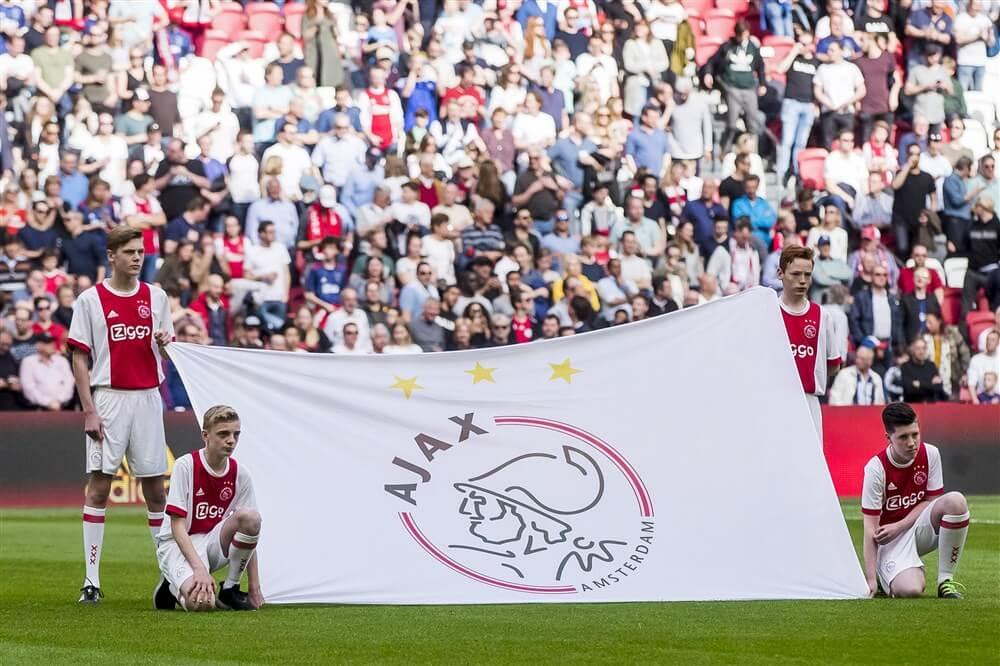 Ajax ook komend seizoen bovenaan ranglijst tv-gelden en ontvangt ruim 10 miljoen euro; image source: Pro Shots
