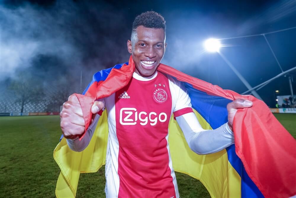 """""""Mateo Cassierra keert na half jaar alweer terug bij Ajax""""; image source: Pro Shots"""