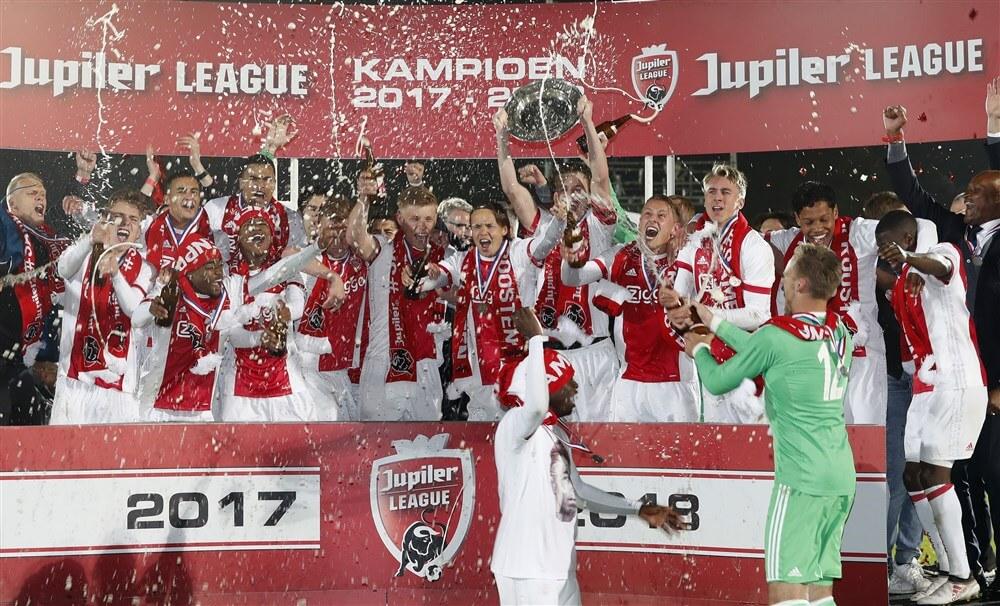 """""""Feyenoord lanceert plan voor reservecompetitie en wil Jong Ajax uit voetbalpiramide""""; image source: Pro Shots"""